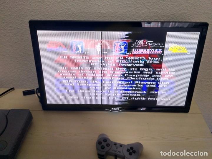 Videojuegos y Consolas: SONY PLAYSTATION PS1 PSX SCPH-9002 - Foto 4 - 104240279