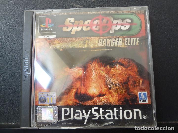 JUEGO - SONY PLAYSTATION - PS1 - SPECOPS (Juguetes - Videojuegos y Consolas - Sony - PS1)