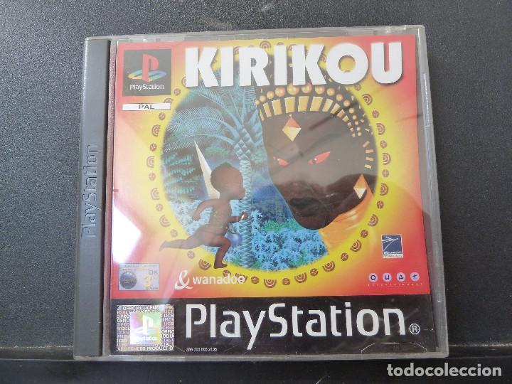 JUEGO - SONY PLAYSTATION - PS1 - KIRIKOU (Juguetes - Videojuegos y Consolas - Sony - PS1)