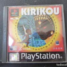 Videojuegos y Consolas: JUEGO - SONY PLAYSTATION - PS1 - KIRIKOU. Lote 104474719
