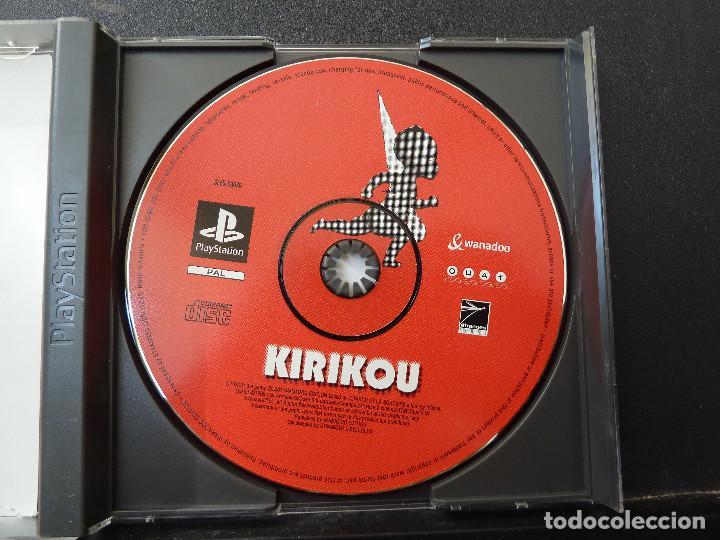 Videojuegos y Consolas: JUEGO - SONY PLAYSTATION - PS1 - KIRIKOU - Foto 3 - 104474719