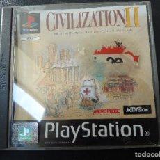 Videojuegos y Consolas: JUEGO - SONY PLAYSTATION - PS1 - CIVILIZATION II. Lote 104476583
