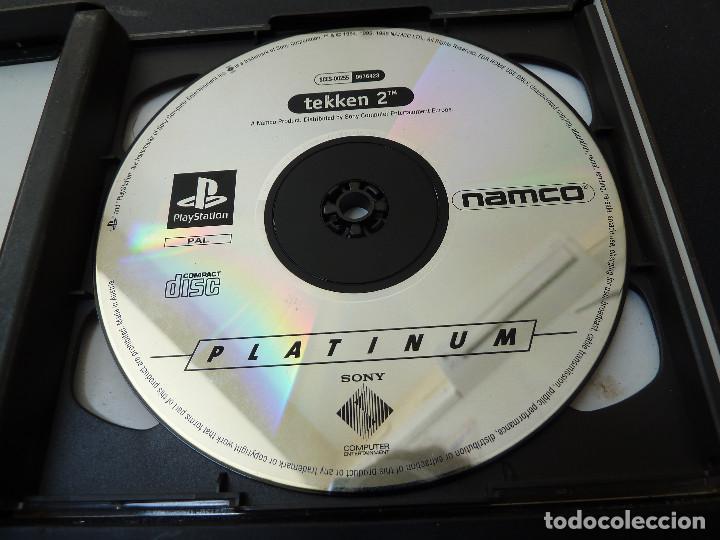 Videojuegos y Consolas: JUEGO - SONY PLAYSTATION - PS1 - TEKKEN 2 - Foto 3 - 105380279