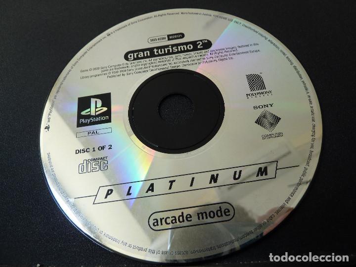 JUEGO - SONY PLAYSTATION - PS1 - GRAN TURISMO 2 (Juguetes - Videojuegos y Consolas - Sony - PS1)
