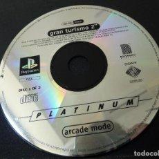 Videojuegos y Consolas: JUEGO - SONY PLAYSTATION - PS1 - GRAN TURISMO 2. Lote 105626679