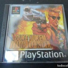 Videojuegos y Consolas: JUEGO - SONY PLAYSTATION - PS1 - DUKE NUKEM TIME TO KILL. Lote 105685195