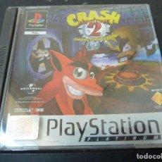 Videojuegos y Consolas: JUEGO - SONY PLAYSTATION - PS1 - CRASH BANDICOOT 2. Lote 105692123