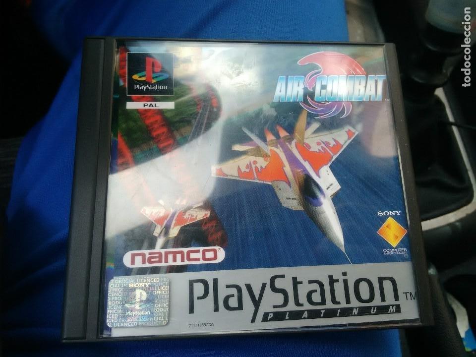 UEGO PLAYSTATION AIR COMBAT (Juguetes - Videojuegos y Consolas - Sony - PS1)
