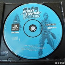 Videojuegos y Consolas: JUEGO - SONY PLAYSTATION - PS1 - STREET FIGHTER EX2 PLUS. Lote 106023403