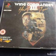 Videojuegos y Consolas: WING COMMANDER III PAL SPA. Lote 107256531