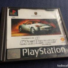 Videojuegos y Consolas: PORCHE CHALLENGE - PLAYSTATION - PSX- PS1 - PAL ESPAÑA. Lote 107257487