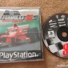 Videojuegos y Consolas: FORMULA 1 98 PSX PLAYSTATION ONE PLAY STATION 1 PS1 KREATEN. Lote 108462671