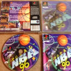 Videojuegos y Consolas: TOTAL NBA 96 PSX PS1 PLAYSTATION 1 PLAY STATION ONE KREATEN. Lote 108480435