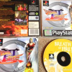 Videojuegos y Consolas: BREATH OF FIRE III 3 CAPCOM PSX PS1 PLAYSTATION 1 PLAY STATION ONE KREATEN. Lote 108557623
