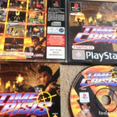 Videojuegos y Consolas: TIME CRISIS NAMCO PSX PS1 PLAYSTATION 1 PLAY STATION ONE KREATEN. Lote 108638047
