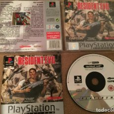 Videojuegos y Consolas: RESIDENT EVIL 1 RE I PSX PS1 PLAYSTATION 1 PLAY STATION ONE KREATEN. Lote 108670595