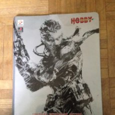 Videojuegos y Consolas: CARPETA HOBBY CONSOLAS METAL GEAR SOLID PS1. Lote 108837752
