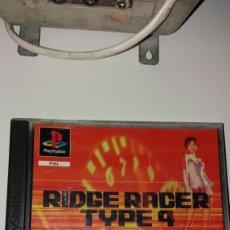 Videojuegos y Consolas: JUEGO CONSOLA PS1 RIDGE RACER 4. Lote 109110186