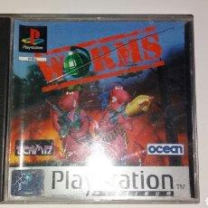 Videojuegos y Consolas: JUEGO CONSOLA PS1 WORMS. Lote 109111186