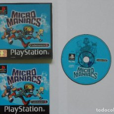 Videojuegos y Consolas: MICRO MANIACS. Lote 109833595