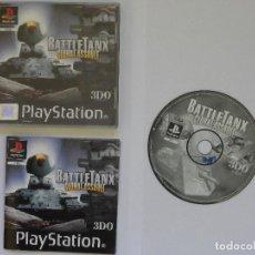 Videojuegos y Consolas: BATTLETANX: GLOBAL ASSAULT. Lote 109834959