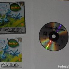 Videojuegos y Consolas: BICHOS. Lote 109864379