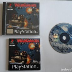 Videojuegos y Consolas: WARGAMES. Lote 109869563