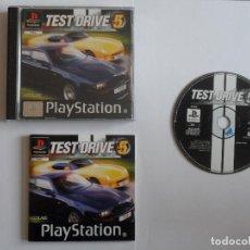 Videojuegos y Consolas: TEST DRIVE 5. Lote 109870623