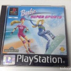 Videojuegos y Consolas: BARBIE SUPER SPORTS. Lote 109902679