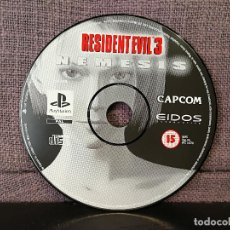 Videojuegos y Consolas: RESIDENT EVIL 3 NEMESIS PS1 PSX PLAYSTATION . Lote 147549490