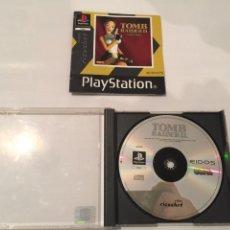 Videojuegos y Consolas: JUEGO TOMB RAIDER II STARRING LARA CROFT PLAY STATION PLAYSTATION PS PS1 1. Lote 110670648