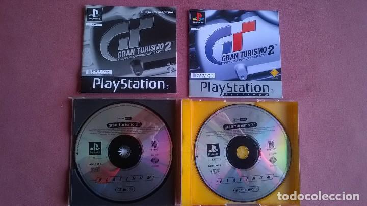 Videojuegos y Consolas: GRAN TURISMO 2 PARA PS1 PS2 Y PS3!!!!!! - Foto 2 - 211970646
