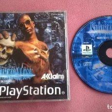 Videojuegos y Consolas: SHADOWMAN PARA PS1 PS2 Y PS3!!!!!!. Lote 110757319