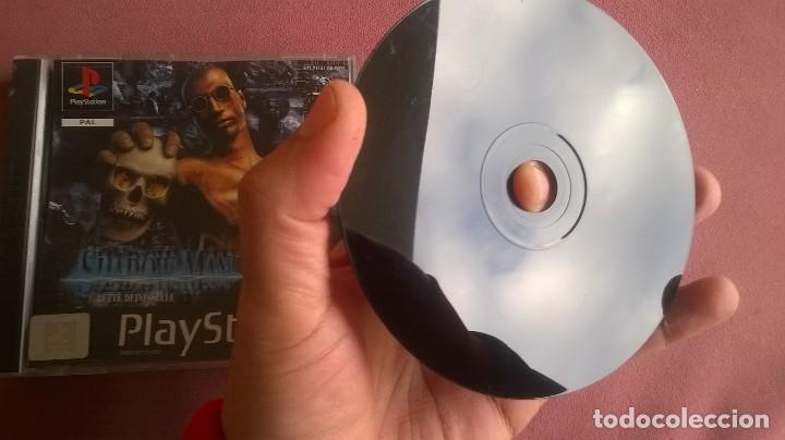 Videojuegos y Consolas: SHADOWMAN PARA PS1 PS2 Y PS3!!!!!! - Foto 2 - 110757319