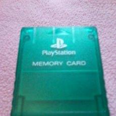 Videojuegos y Consolas: PLAYSTATION - MEMORY CARD PSP ONE -. Lote 111191487