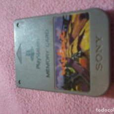 Videojuegos y Consolas: PLAYSTATION - MEMORY CARD PSP ONE -. Lote 111191591
