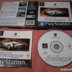 Videojuegos y Consolas: PORCHE CHALLENGE - PLAYSTATION - PSX- PS1 - PAL ESPAÑA. Lote 111707591