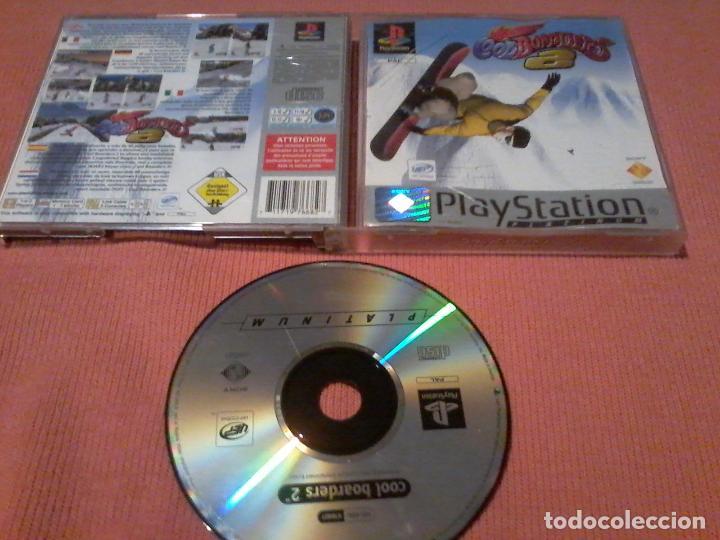 COOLBOARDERS 2 SONY PLAYSTATION PAL (Juguetes - Videojuegos y Consolas - Sony - PS1)