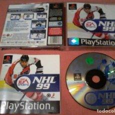 Videojuegos y Consolas: NHL 99 - PLAYSTATION 1- PAL . Lote 111717207