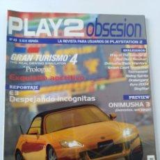 Videojuegos y Consolas: PLAY2OBSESION N 43. Lote 111775470