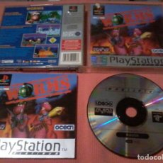 Videojuegos y Consolas: WORMS - PSX - PLAYSTATION 1 PLAY STATION - PS1 - PAL ESP. Lote 111787203