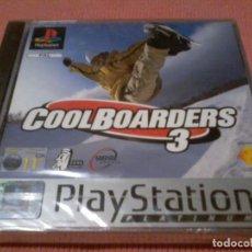 Videojuegos y Consolas: C-OOLBOARDERS 2 PSX - PS1 - - PLAYSTATION 1 - PS1 NUEVO PRECINTADO . Lote 111819011