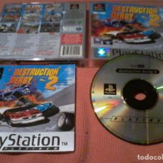 Videojuegos y Consolas: DESTRUCTION DERBY 2 PAL PLAYSTATION 1 PLAY STATION ONE PSX PS1 . Lote 111819971