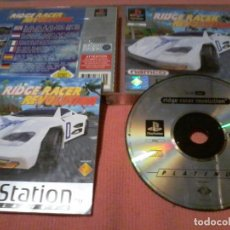 Videojuegos y Consolas: RIDGE RACER REVOLUTION NAMCO PLAYSTATION 1 PSX PS1 PLAY STATION . Lote 111821135