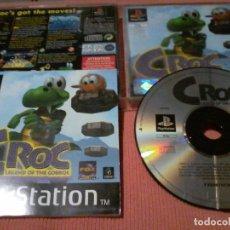 Videojuegos y Consolas - CROC LEGEND OF THE GOBBOS PLAYSTATIO - 111829423