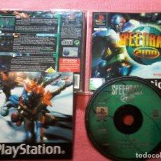 Videojuegos y Consolas: JUEGO PLAYSTATION SPEEDBALL 2000 PS1. Lote 112002587