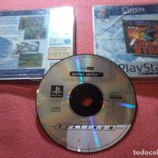 Videojuegos y Consolas: JUEGO PSX PLAY 1 SOVIET STRIKE SIN MANUAL . Lote 112008423