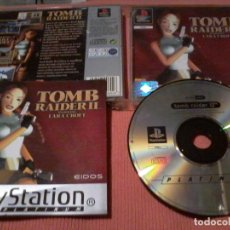Videojuegos y Consolas: TOMB RAIDER PS1. Lote 112013795