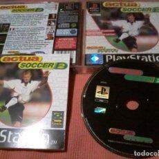 Videojuegos y Consolas: JUEGO PS1 PSX SPORT FUTBOL ACTUA SOCCER 2 - INFOGRAMES . Lote 112023075