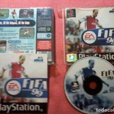 Videojuegos y Consolas: FIFA 99 PAL SONY PLAYSTATION PS1 PSX UK. Lote 112024243